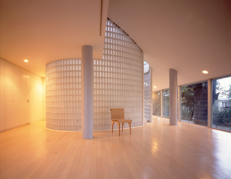 Shigeru Ban Japan architect designers at home