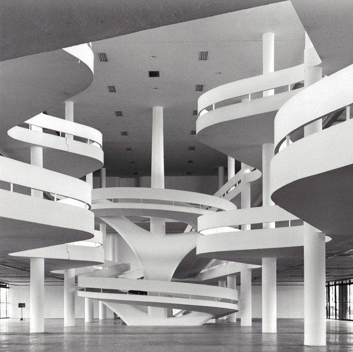 Oscar Niemeyer Brazil Modernist architect architecture