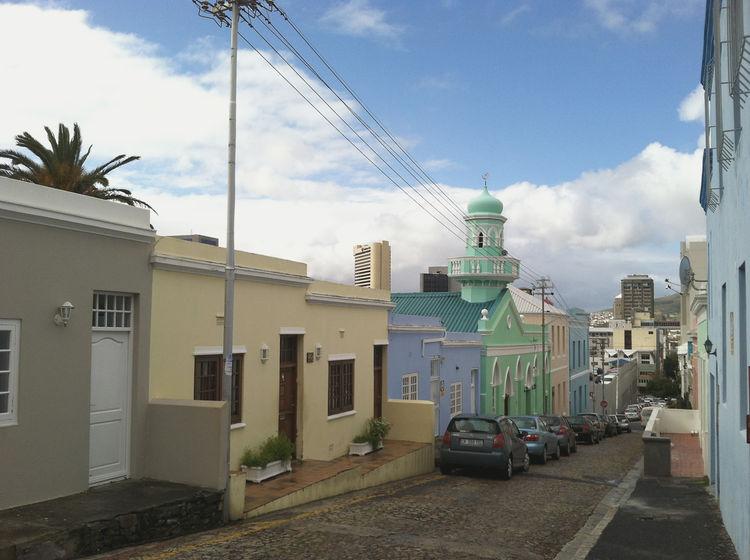 Bo Kaap Cape Town South Africa design tour travel