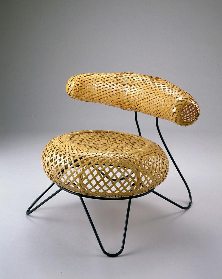 Isamu Noguchi Bamboo Chair