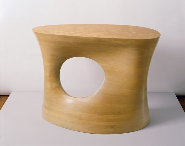 Isamu Noguchi's Laminated Wooden Table