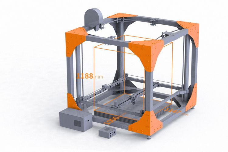 BigRep Printer