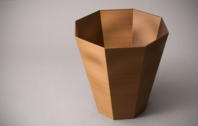 Bucket created with BigRep Printer
