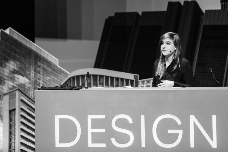 Teshia Treuhaft, Design Indaba