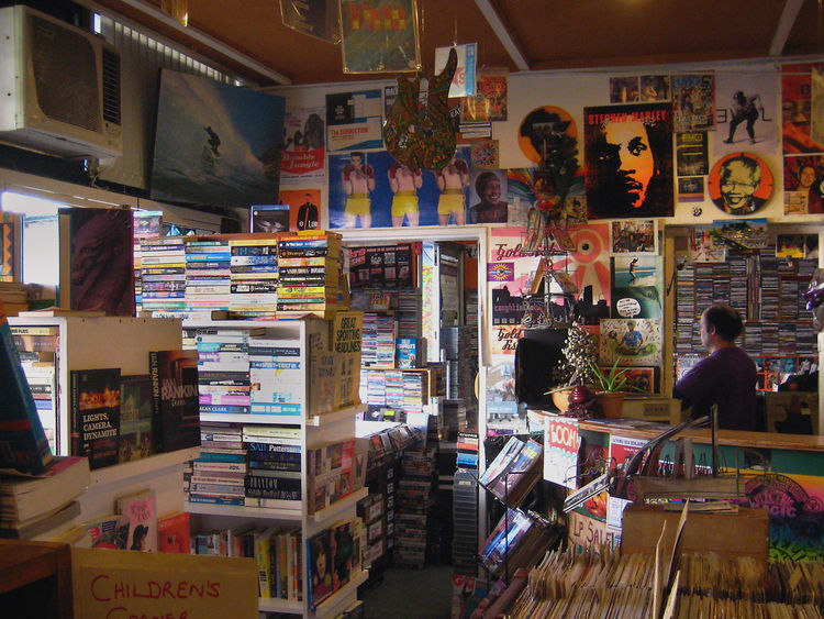 mabu vinyl record store cape town south africa