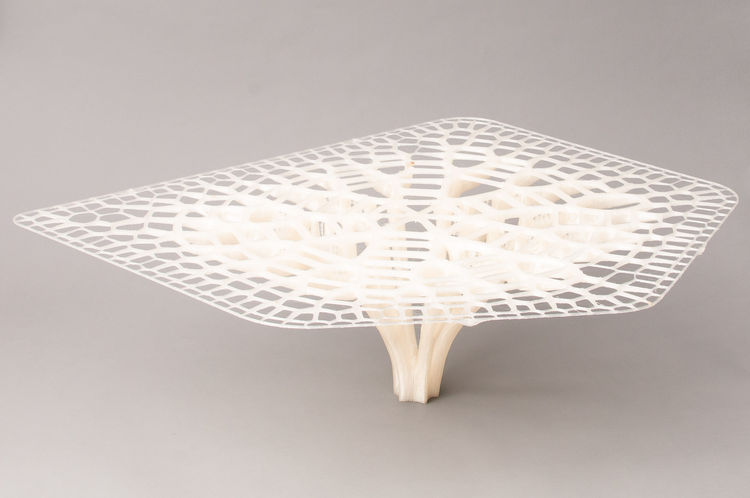 Table by Exploration Architecture