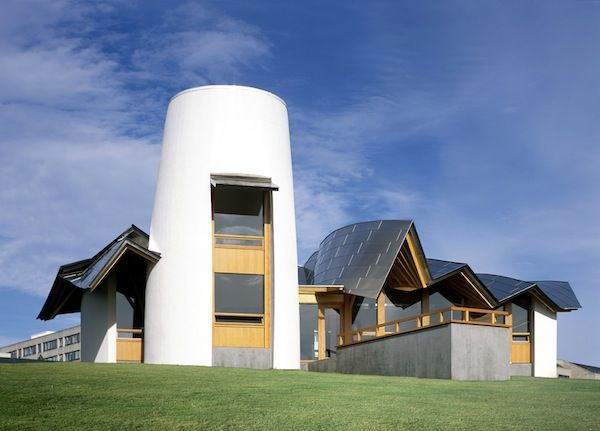 frank gehry maggies dundee