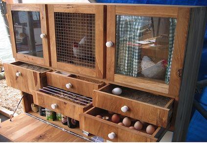 ton matton chicken cabinet