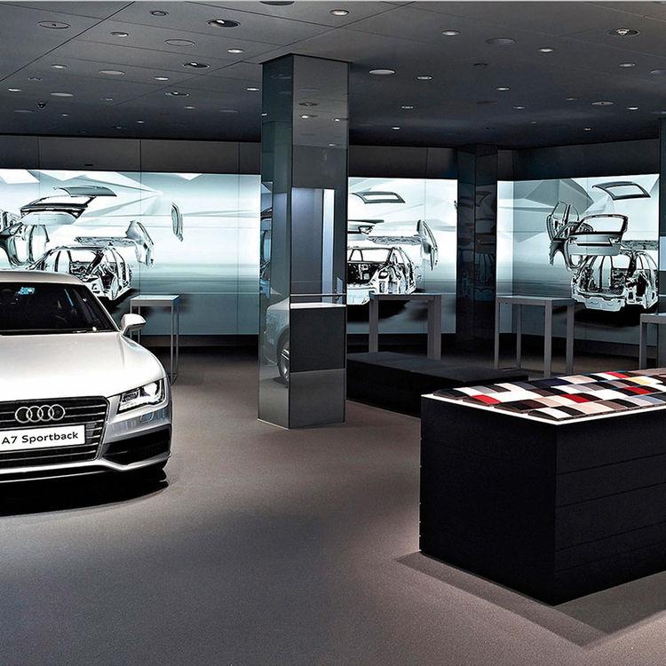 Audi City by Designit