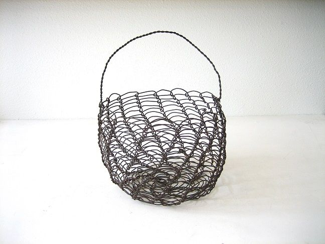 9. Mayo Wire Basket Collected by Family Friends, 1960s-80s
