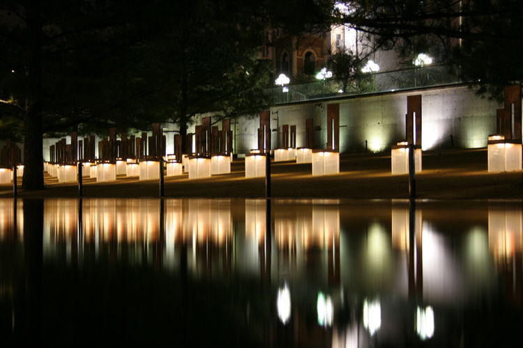5. Oklahoma City National Memorial & Museum (Oklahoma City, United States): Designed by Hans and Torrey Butzer with Sven Berg