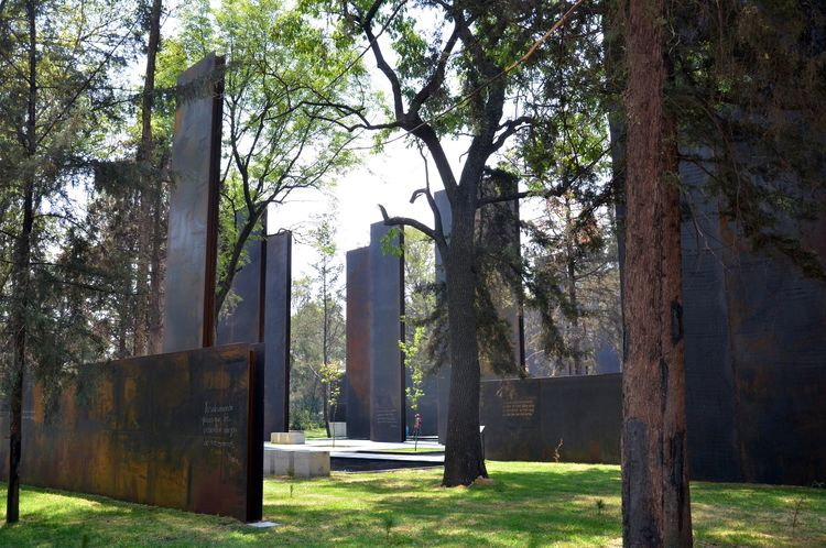 10. Memorial to Victims of Violence in Mexico (Mexico City, Mexico): Designed by Gaeta Springall Arquitectos