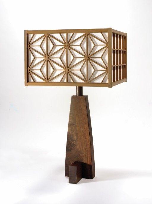 Asa-No-Ha Lamp