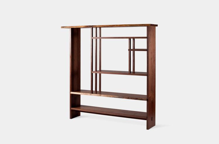 Chigaindana Shelf