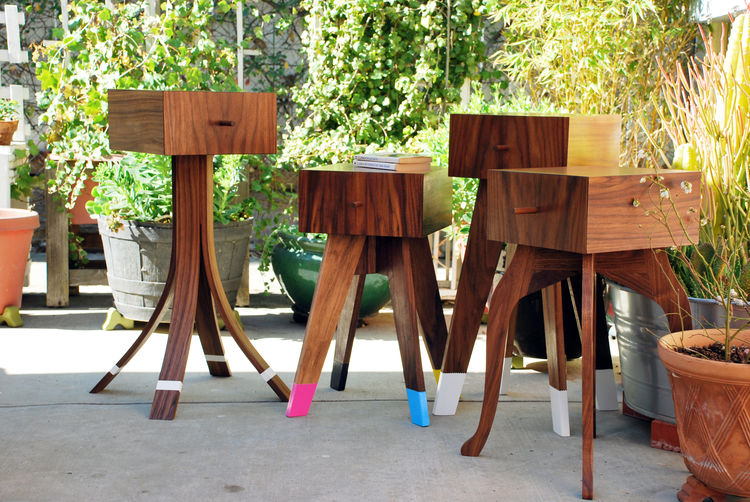 ministers side table