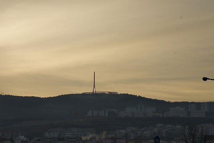 Canakkale Antenna Tower in Turkey