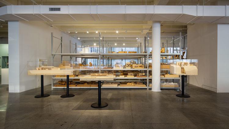 Richard Meier Model Museum, Jersey City, New Jersey