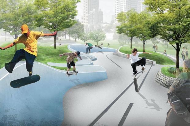 Chicago Skate and Wheel Park