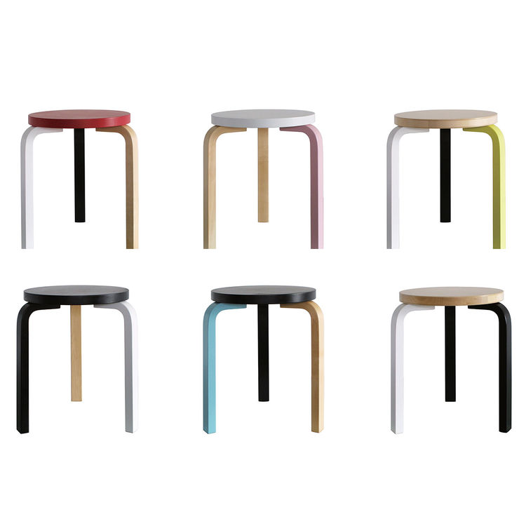 Artek Stool 60 Mike Meire Edition