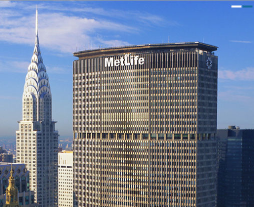 New York's MetLife building