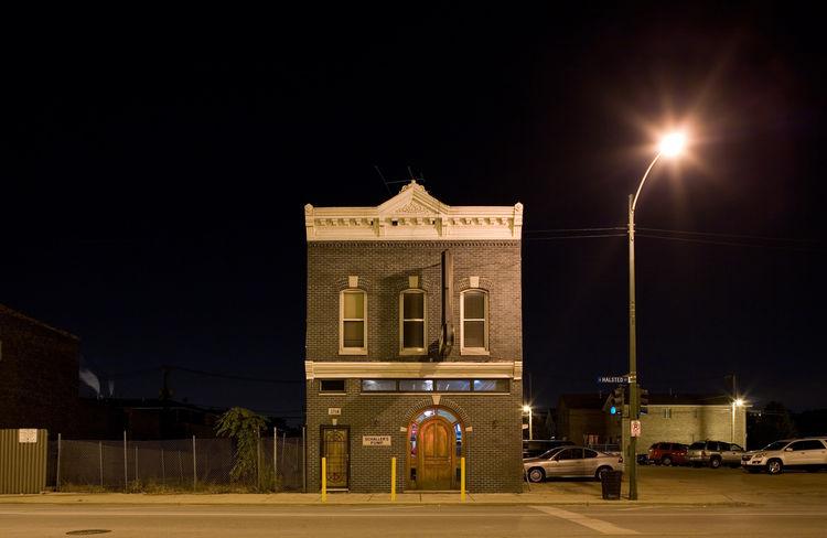 david schalliol -- isolated building studies
