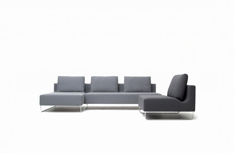 Canyon Sofa by Niels Bendtsen for Bensen