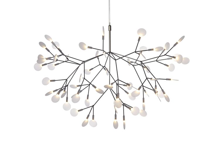 Heracleum LED Chandelier by Moooi