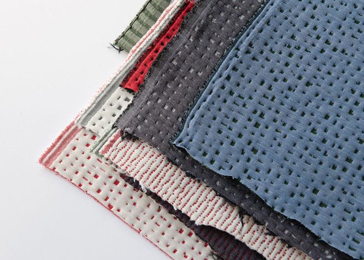 Salone Milan Kvadrat Bouroullec Fabric