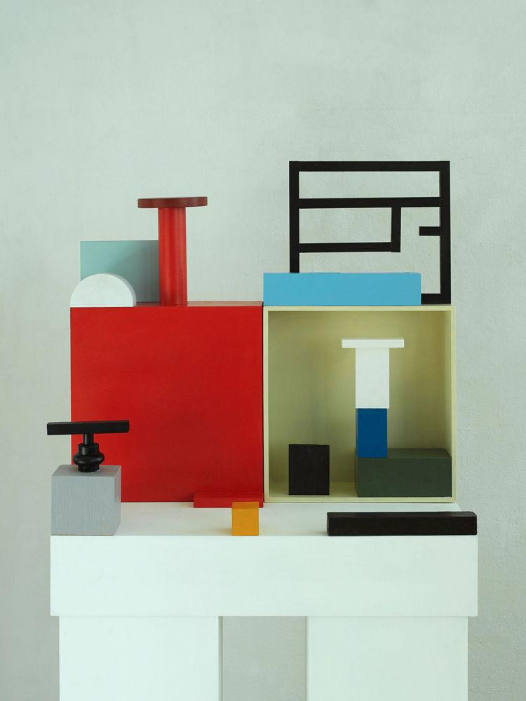 Salone Milan Nathalie Du Pasquier Disegno