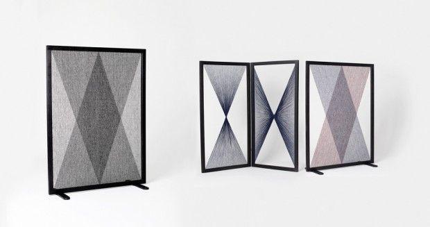 salon milan swedish design net screen charlotte ryberg
