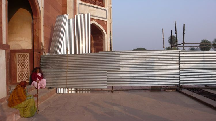 Corrugated Steel Construction in India