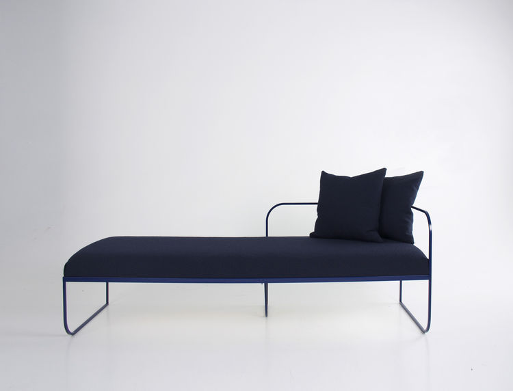 steel daybed