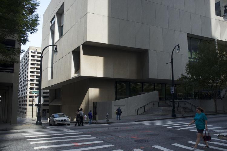 Atlanta Central Library (Atlanta, USA: 1980)