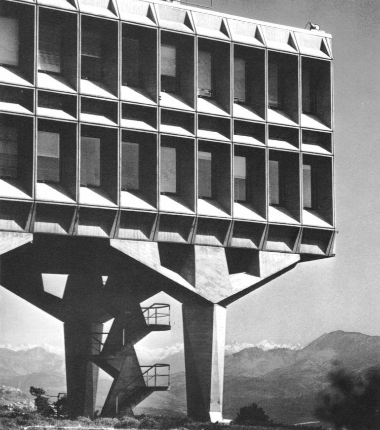 IBM Laboratory (La Gaude, France: 1962)