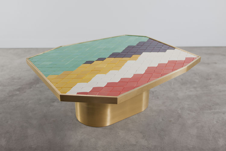 Landscape India Mahdavi table