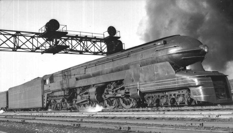 PRR S1 Locomotive for Pennsylvania Railroad