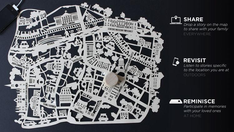 Stanford Longevity Memory Maps