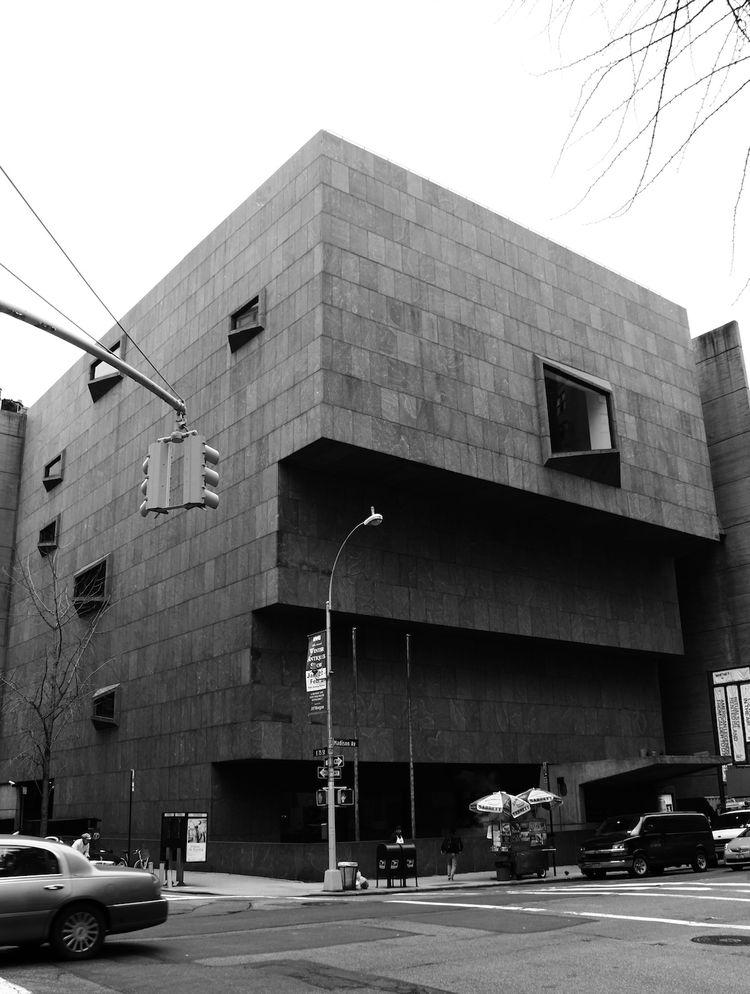 Whitney Museum of American Art (New York, USA: 1966)