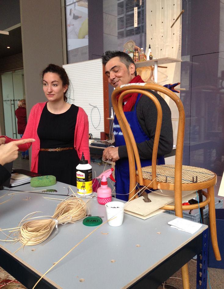 Martino Gamper Serpentine Gallery La Rinascente Milan design week 2014