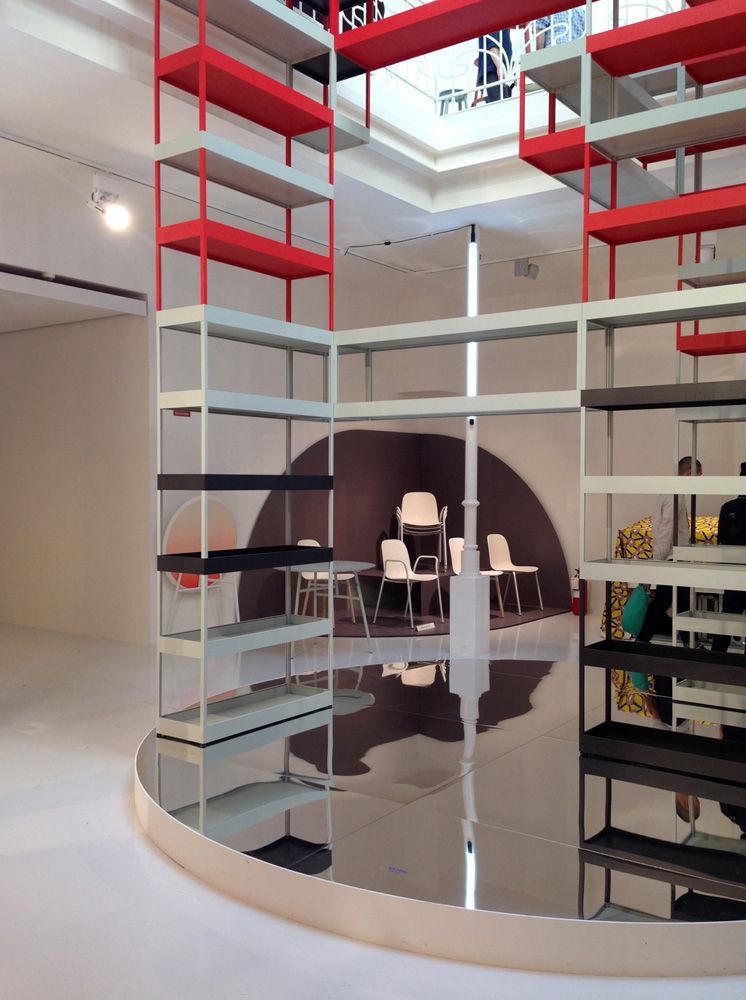 HAY Wrong for HAY pop-up shop Milan design week 2014