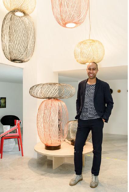 Stephen Burks Man Made Dwell Milan design week 2014