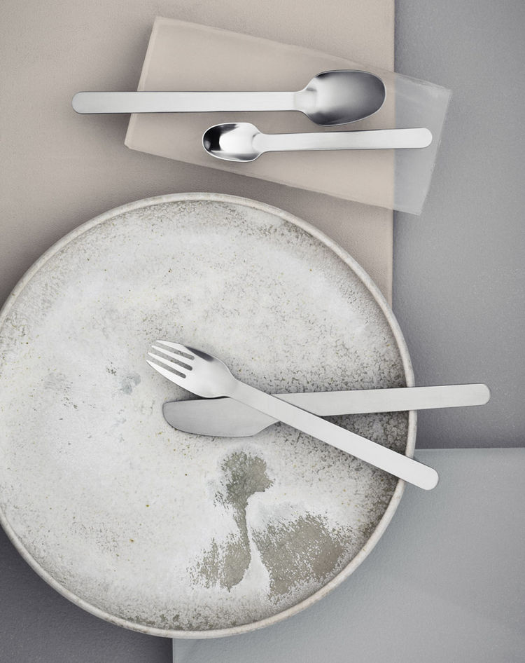 Georg Jensen Louise Campbell cutlery stainless steel flatware
