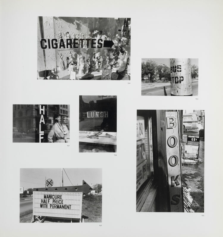 Lee Friedlander Letters from the People