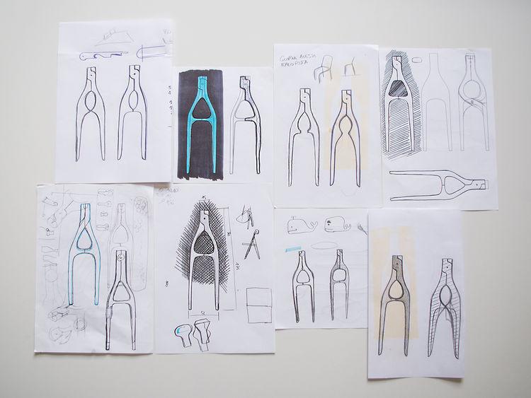 Alessi Design Lab barware by Giulio Iacchetti at WantedDesign 2014