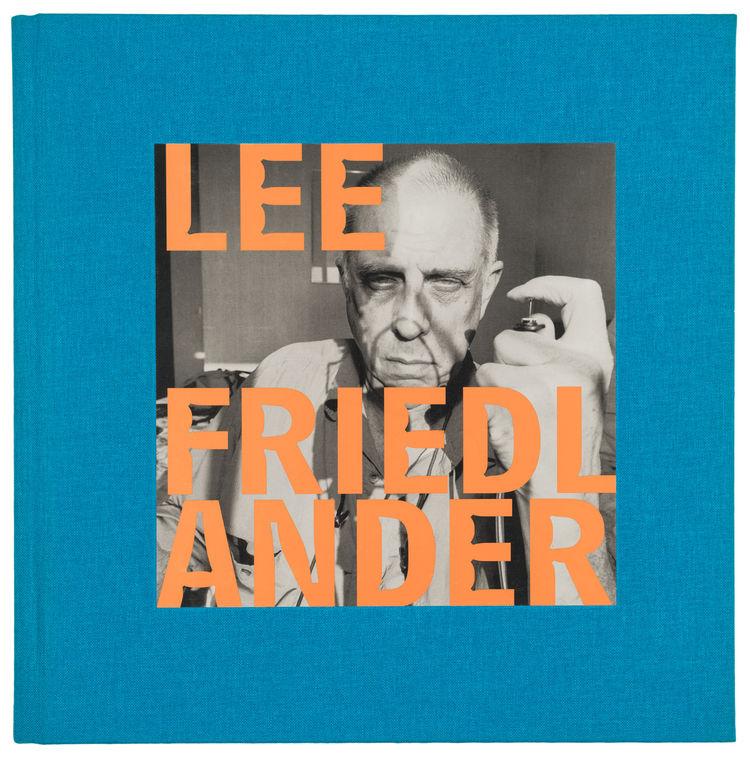 Lee Friedlander Fraenkel Gallery book cover