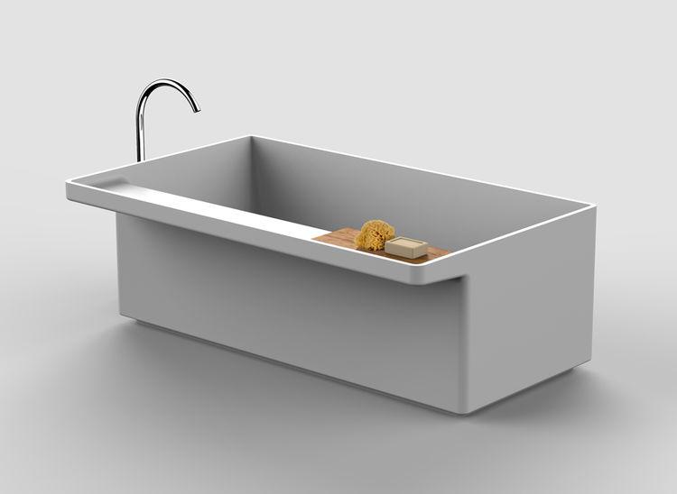 Agape LucidiPevere canal grande bathtub