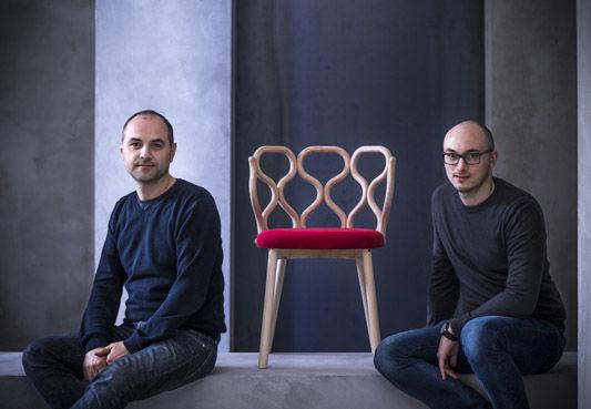 LucidiPevere Design Studio portrait