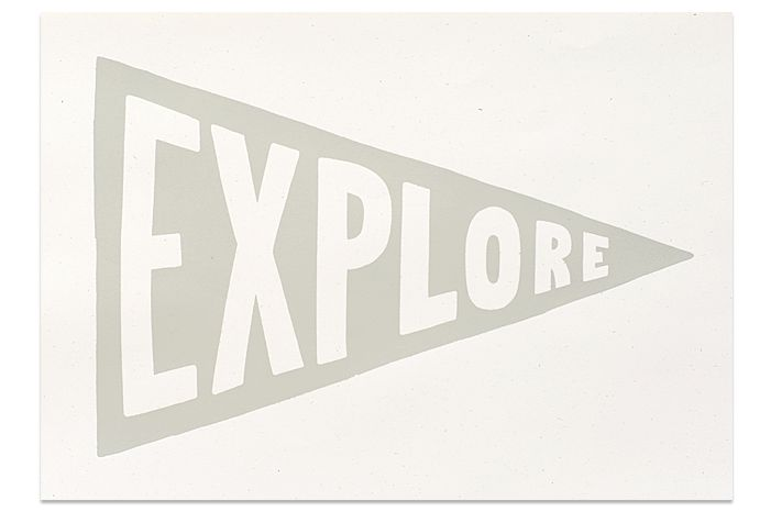 explore poster calm gallery lepolas