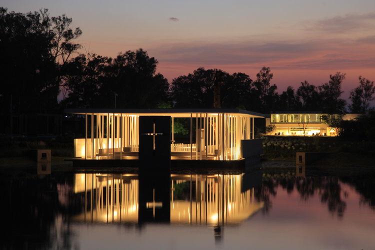 Di Vece Arquitectos, Capilla del Lago