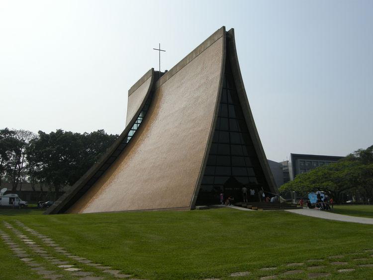 I.M. Pei, Luce Memorial Chapel